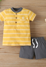 Riolio 2-piece T-shirt & Shorts for Baby Boy