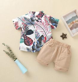Riolio 2-piece Short Sleeve Shirt & Shorts