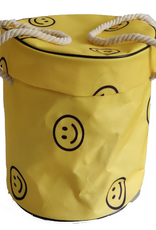 PatPat Children's toy storage bucket bag - smiley face