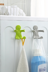 PatPat Man Shaped Hook Wall Key Holder