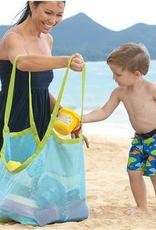 PatPat Large Capacity Mesh Beach Toy Storage Bag