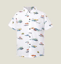 PatPat Car Polo Shirt Tee