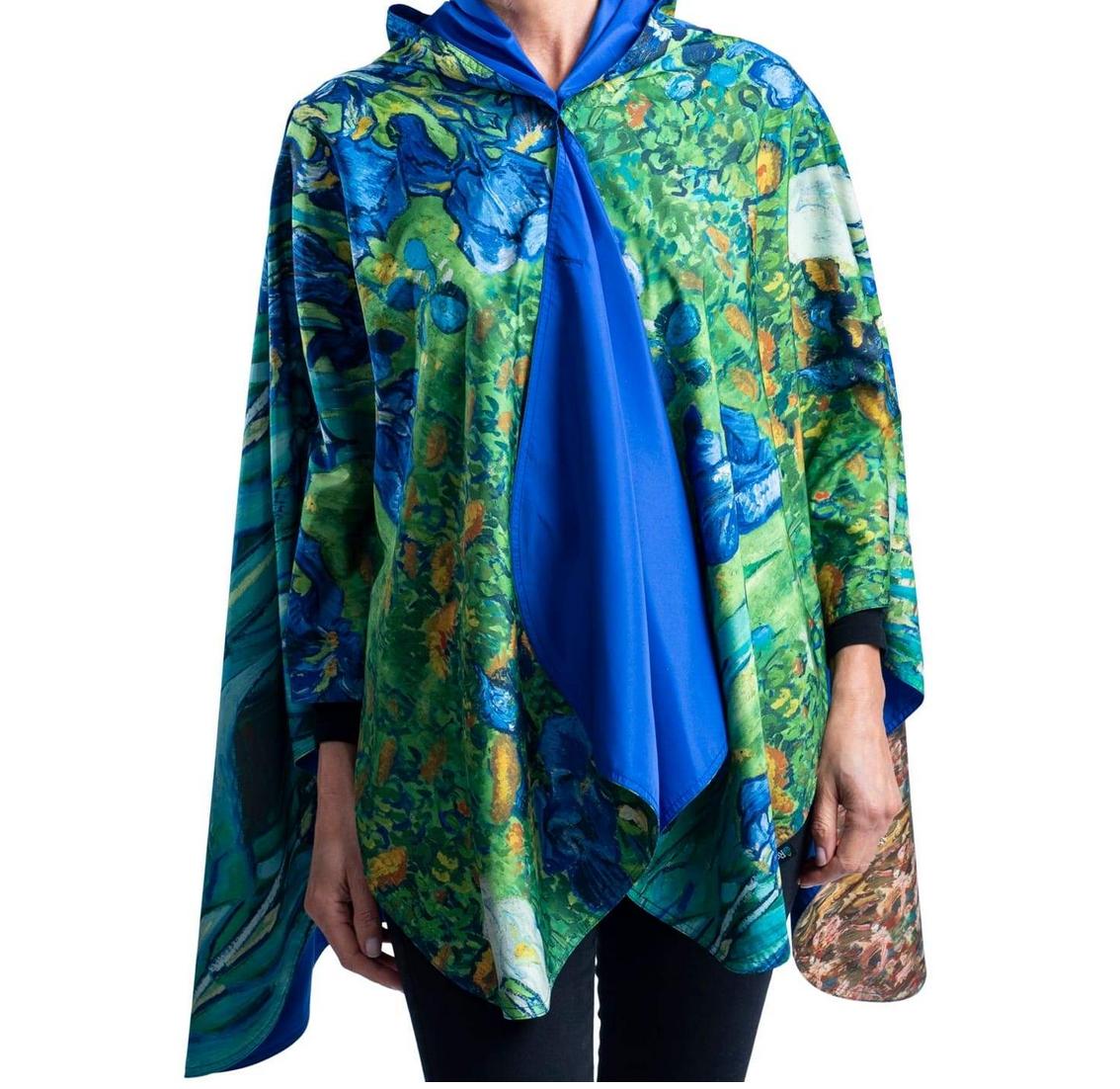 Rain Capers RainCaper-Fine Art-Van Gogh Irises