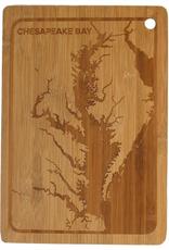 Chesapeake Bay / Bamboo Cutting Board