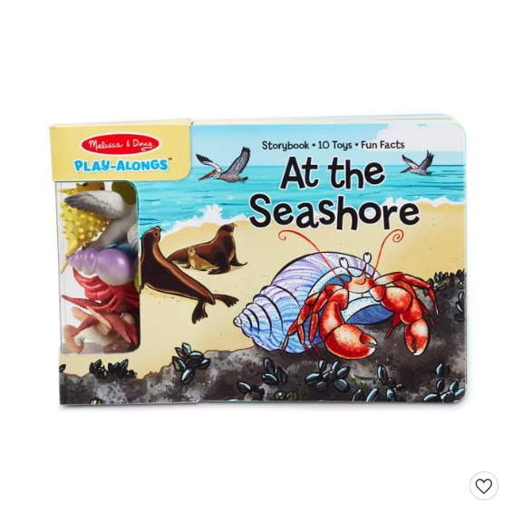 Melissa & Doug Play Along At the Seashore