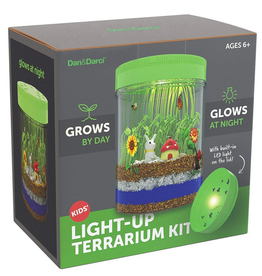 Tundra Light-Up Terrarium Kit