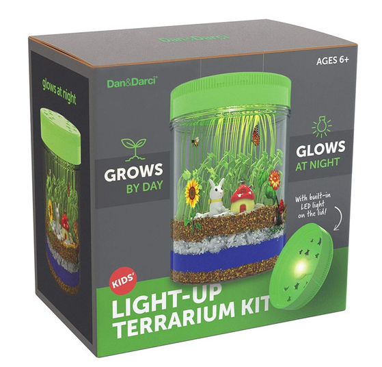 Tundra Light-Up Terrarium Kit