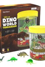 Tundra Light-Up Dino World Terraruim Kit