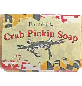 B McVan Designs Crab Pickin' Soap