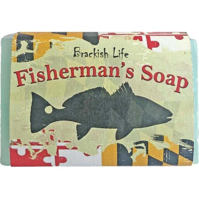 B McVan Designs Fisherman's Soap