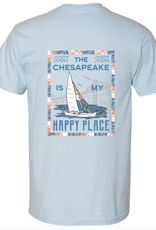 The Chesapeake is My Happy Place Shirt