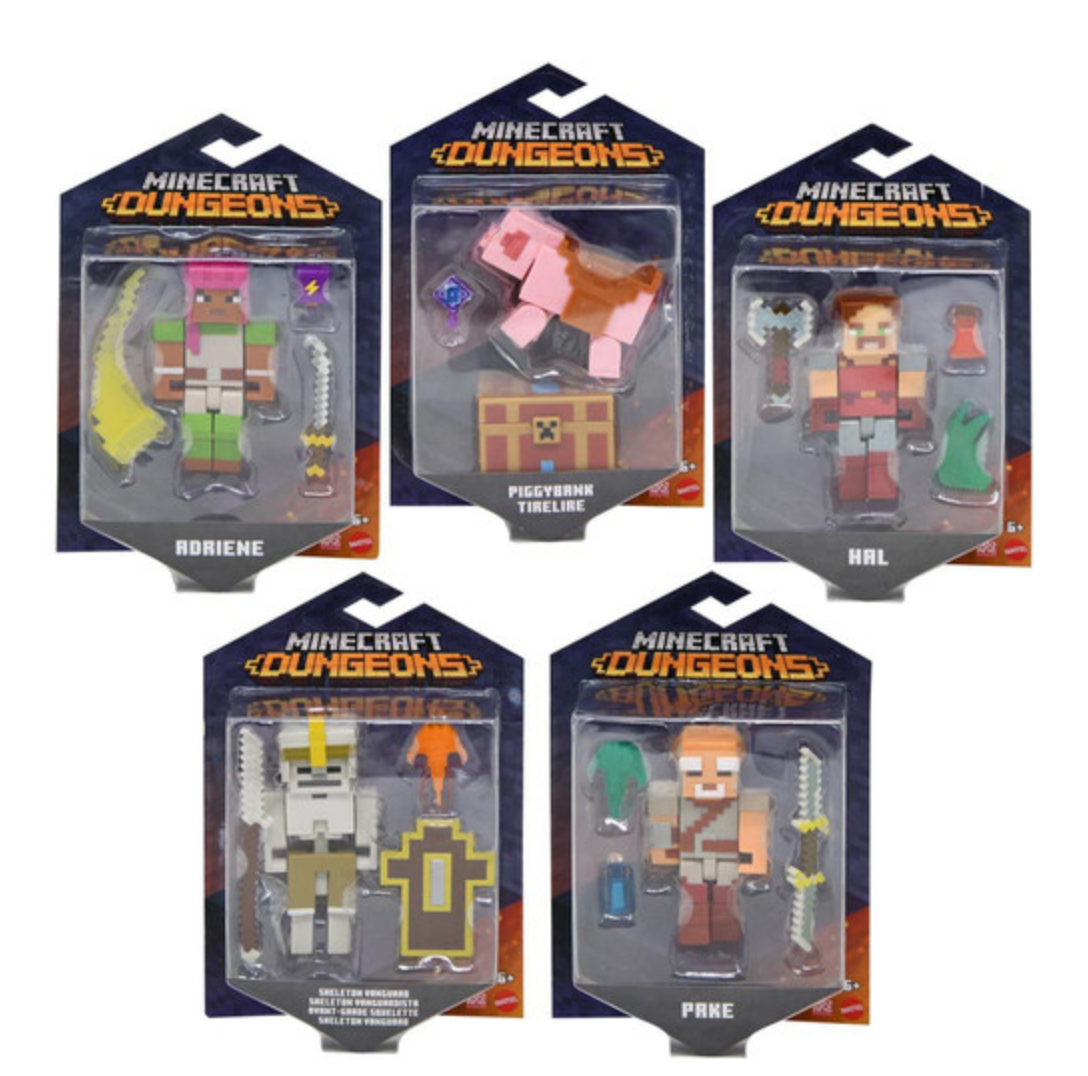 Mattel Minecraft Dungeons