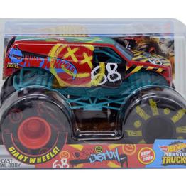 Mattel Hot Wheels Monster Truck Demo Derby