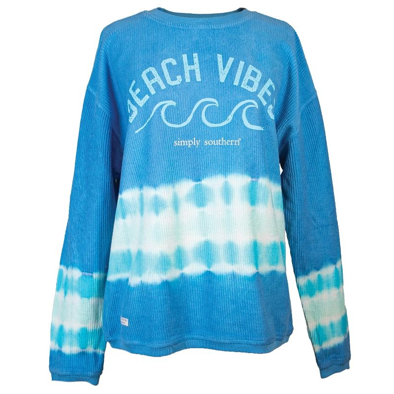 Simply Southern DeepSea Beach Long Sleeve Pullover