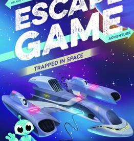 Tundra Escape Game: Trapped in Space