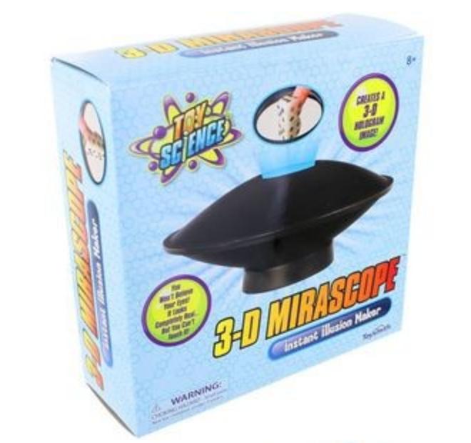 Toysmith 3D Mirascope