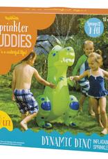Toysmith Dynamic Dino Sprinkler