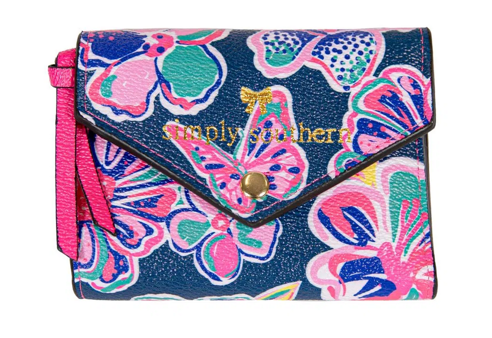 Simply Southern Triangular Front Wallet