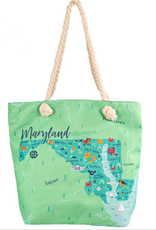 Simply Southern Maryland Tote