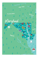 Simply Southern Maryland Magnet