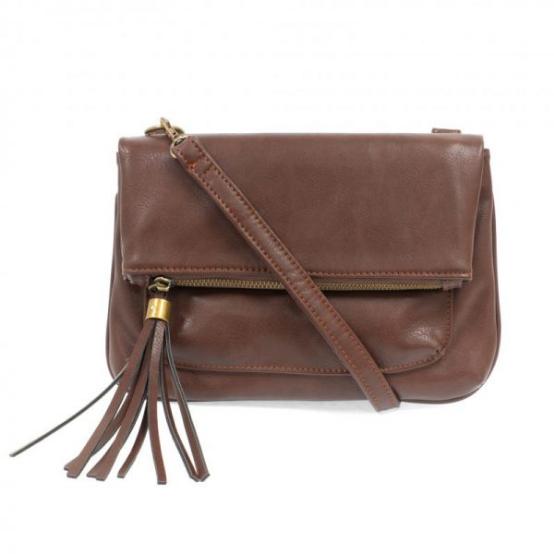 Joy Susan Alice Crossbody with Tassel Handbag