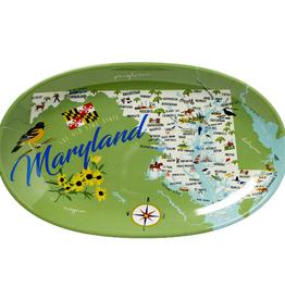 "Galleyware Maryland 8.5"" Tidbit Trays - set of 4"