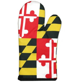 Maryland Flag / Oven Mitt