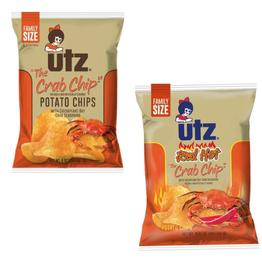 Utz Crab (Variety Pack) / Potato Chips