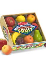 Melissa & Doug PlayTime Produce-Fruit
