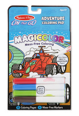 Melissa & Doug Magicolor Coloring Pad - Games & Adventure