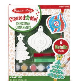 Melissa & Doug Christmas Ornaments - DYO