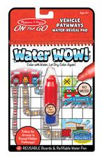 Melissa & Doug Water Wow - Vehicles Pathways