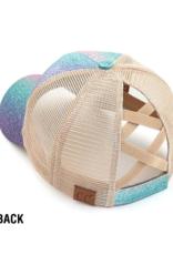 Aili's Corner CC stretch Criss-Cross Hat