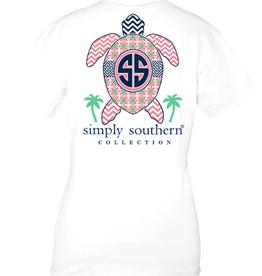 Simply Southern Original Turtle White