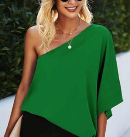 ePretty One-shoulder top