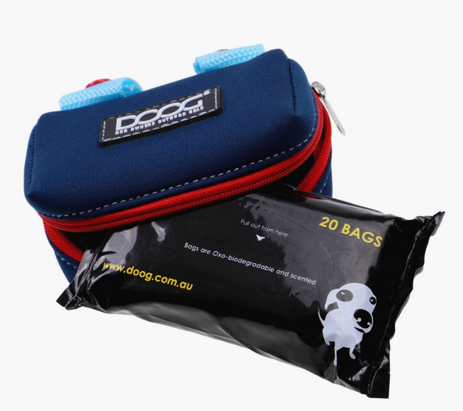 Dog Owners Outdoor Gear Inc Neoprene Walkie Pouch -Tidy Bag Holder