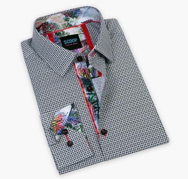 Maison Leneveu Scoop - Gumbo Shirt