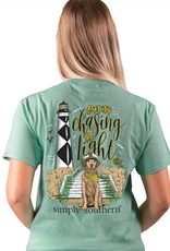 Simply Southern SS Don't Stop Chasing The Light T-Shirt
