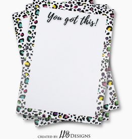 LLB Designs Studio Notepads / You Got This!!