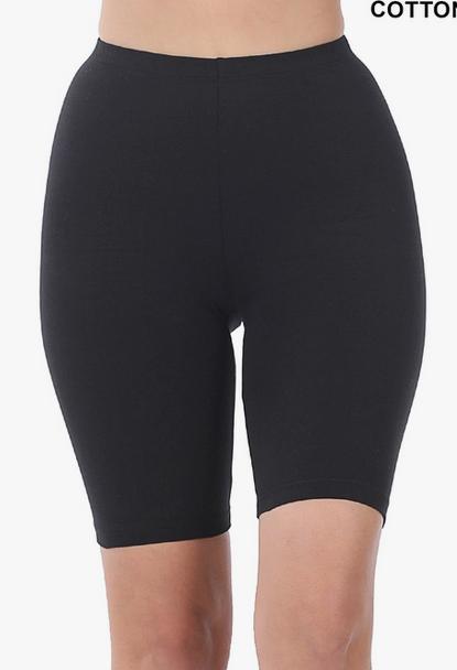 42POPS Cotton Bike Shorts