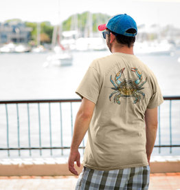 Maryland My Maryland MD Blue Crab T-Shirt