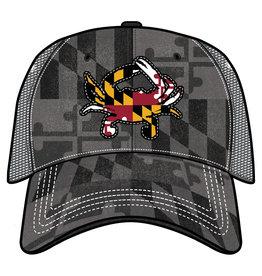 Maryland My Maryland MD Crab Flat Hat