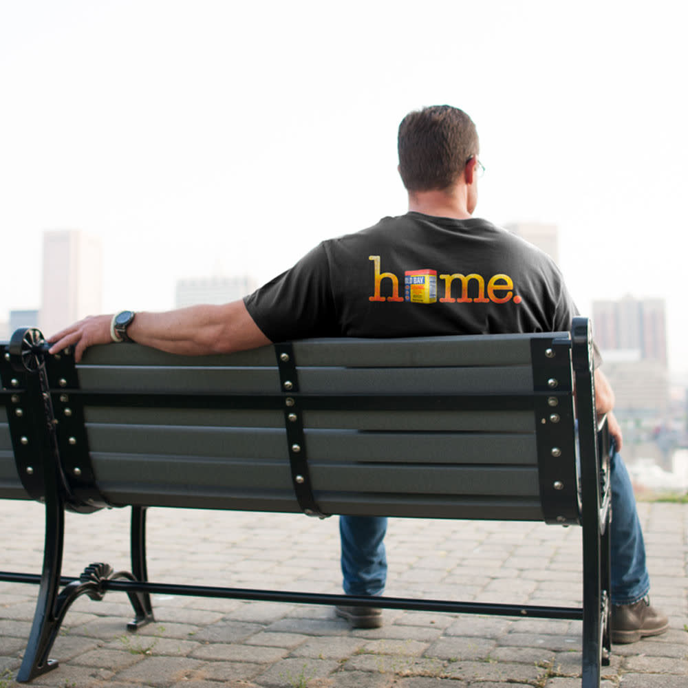 Maryland My Maryland OB Home T-Shirt