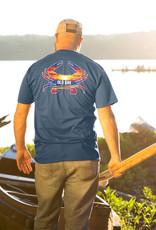 Maryland My Maryland OB Sunset Crab