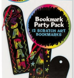 Melissa & Doug BOOKMARK PARTY PACK - SCRATCH ART