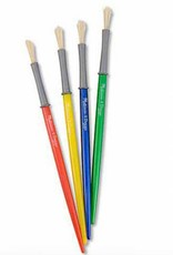 Melissa & Doug Fine Paint Brushes (set of 4)