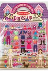 Melissa & Doug Puffy Sticker Play Set - Dress up