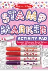 Melissa & Doug Stamp Marker Activity Pad-Pink