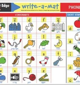 Melissa & Doug Write a Mat - Phonics