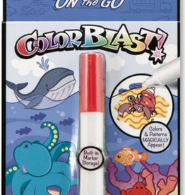 Melissa & Doug ColorBlast!- Sea Life